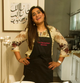Saima - Head Chef & Founder.