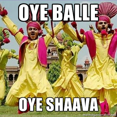 Balle Balle by Gurvinder Singh